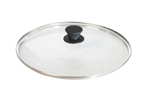 Lodge - Glass Lid - Round