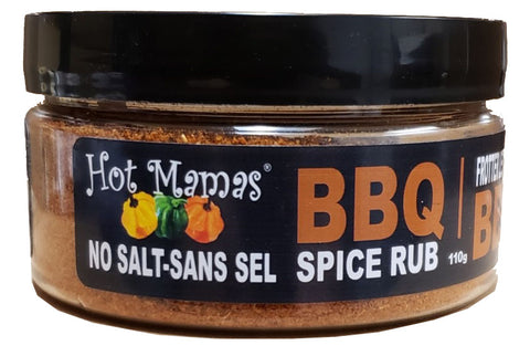 Hot Mamas – BBQ Spice Rub – 110gr
