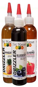 Hot Mamas – Drizzler – Spicy Blueberry - 250ml