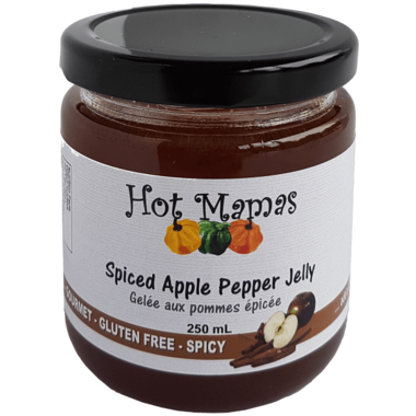 Hot Mamas – Jelly – Spiced Apple Pepper - 250ml