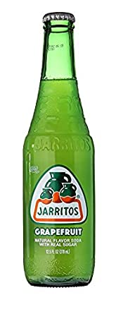 Jarritos Soda Grapefruit