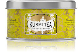 Kusmi Tea Almond Green Tea Loose Tea 125g