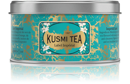 Kusmi Tea Imperial Label Loose Tea 125g