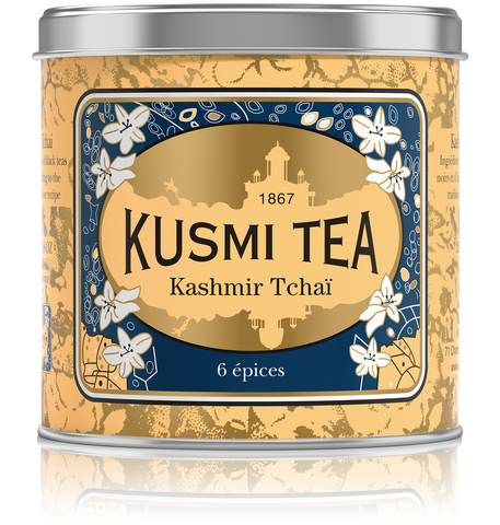Kusmi Tea Kashmir Tchai Loose Tea 125g