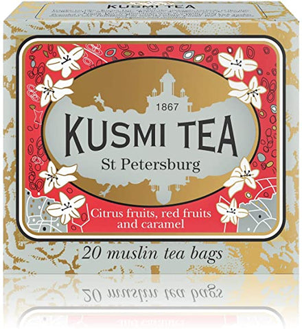 Kusmi Tea St Petersburg 20 tea bags