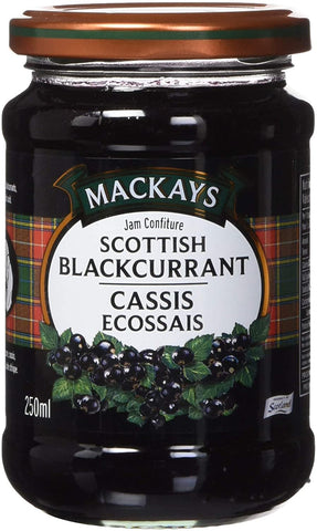MacKays  Jam - Blackcurrant