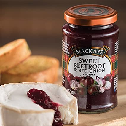 Mackays - Chutney - Beetroot & Onion