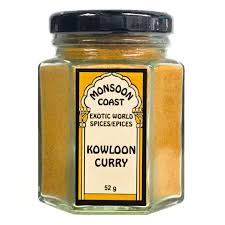 Monsoon Coast- Curry Powder -Kowloon 50gr