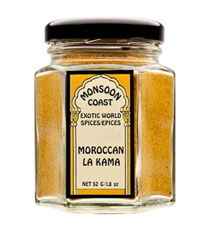 Monsoon Coast- La Kama Moroccan 50gr