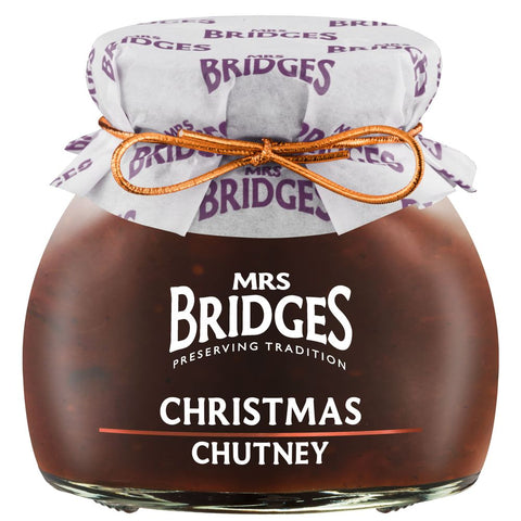 Mrs Bridges – Christmas Chutney  – Seasonal - 240gr