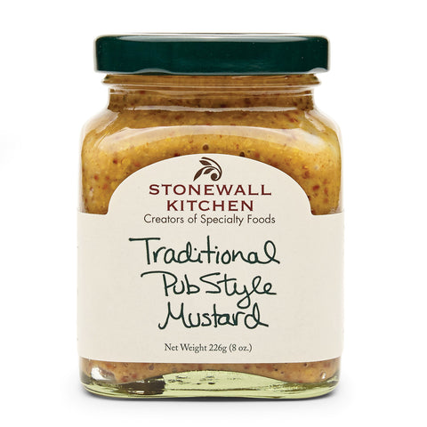 Stonewall Kitchen - Mustard- Traditional  Pub Style