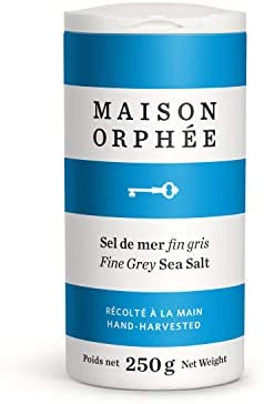 Maison Orphee - Sea Salt - Fine Grey