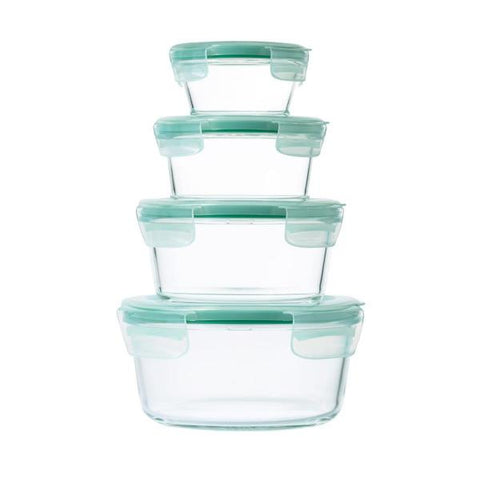 OXO - Glass Container - 8 Piece Set
