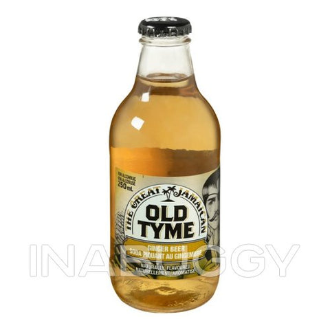 Old Tyme Soda Ginger Beer