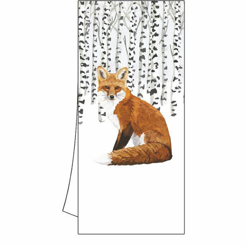 Paperproducts Design – Kitchen Towel – Wilderness Fox