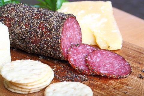 Creel and Gambrel - Salami Pepper -  Ontario - 330gr
