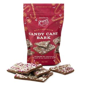 Rogers - Bark - Milk Chocolate & Candy Cane