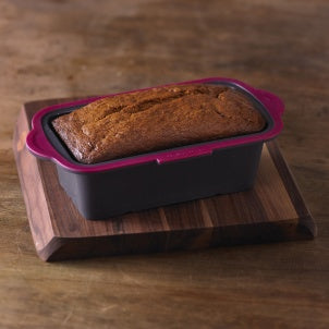 "Trudeau - Silicone Loaf Pan (8x4.5"")"