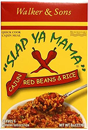Slap Ya Mama - Cajun Red Beans & Rice 8oz