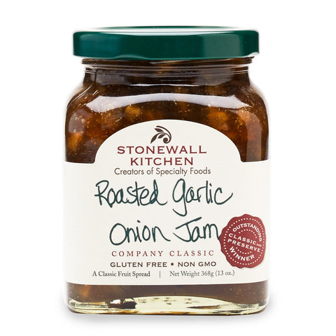 Stonewall Kitchen - Jam -Roasted Garlic Onion