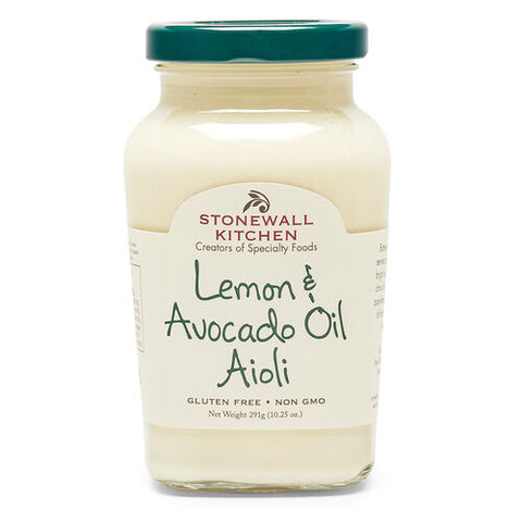 Stonewall Kitchen - Aioli - Lemon Avocado 291g