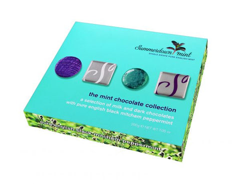 Summerdown Mint - Chocolate Mint Collection – 200gr