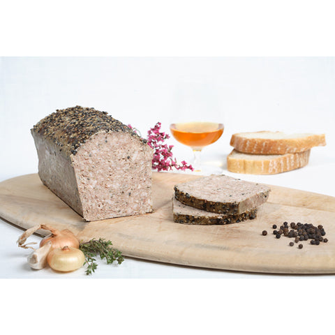 Summersweet - Pate - Black Peppercorn