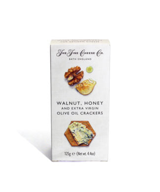 TFCC - Crackers - Olive Walnut, Honey and Extra Virgin Olive Oil  125g