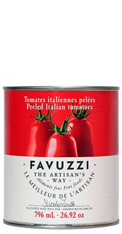 Favuzzi Tomatoes Peeled 796ml