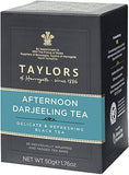 Taylors of Harrogate Afternoon Darjeeling tea 20 bags