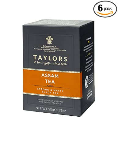 Taylors of Harrogate Assam Tea 20 bags