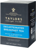 Taylors of Harrogate Decaffeinated  English Breakfast Tea 20 bags