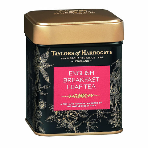 Taylors of Harrogate English Breakfast Leaf Tea 125g