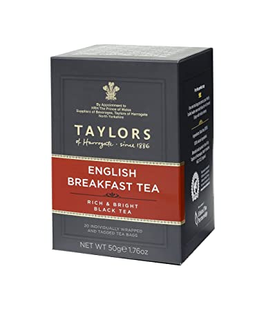 Taylors of Harrogate English Breakfast Tea 20 bags