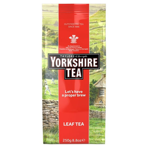 Taylors of Harrogate Yorkshire Red Tea 250g leaf tea