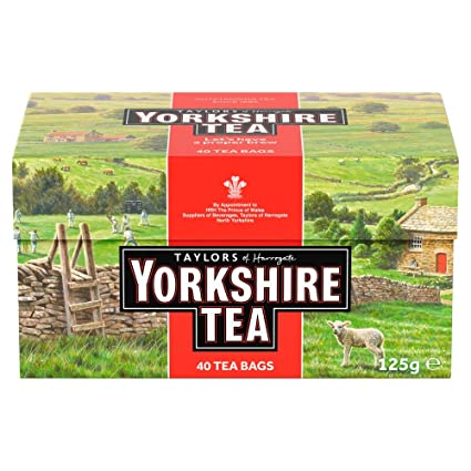 Taylors of Harrogate Yorkshire Tea 40 bags