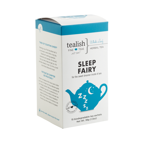 Tealish Fine - Tea - Sleep Fairy Herbal Tea 15 sachets