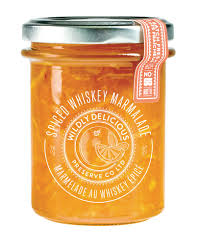 Wildly Delicious - Marmalade - Spiced Whiskey 185ml