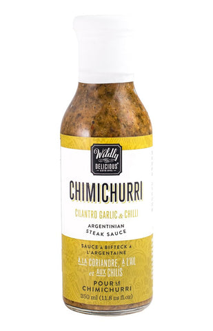 Wildly Delicious - Sauce - Chimichurri 350ml
