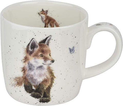 Wrendale Mugs - Born To Be Wild