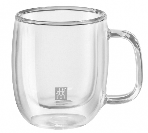 Zwilling Sorrento Plus - Double Wall Espresso Mug Set