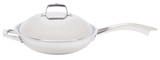 "ZWILLING® TruClad 13"" / 32 cm WOK WITH LID & RACK INSERT"