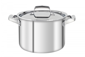 ZWILLING® TruClad 8 Qt. / 7.5 L STOCKPOT WITH LID