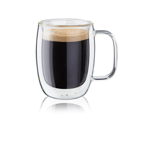 Zwilling Sorrento Plus - Coffee Glass (with handle)