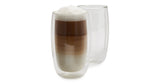 Zwilling - Sorrento - Plus - DOUBLE WALL LATTE GLASS SET - 350ml
