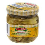 Aurora quartered artichoke hearts in oil 6oz