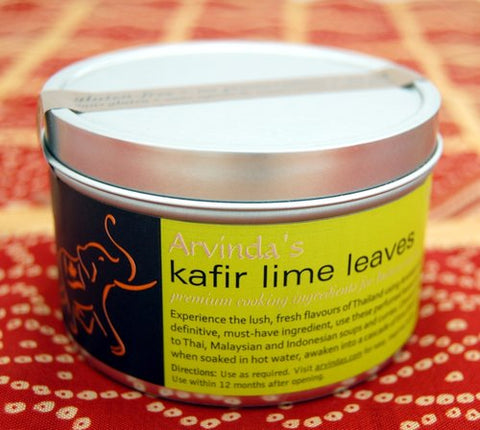 Arvinda's Spices - Lime leaves Kafir