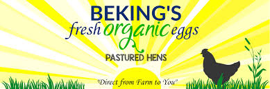 Bekings Eggs Extra Large Brown 1 doz