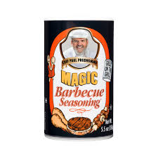 Chef Paul Prudhomme Magic Barbecue Seasoning 5.5oz
