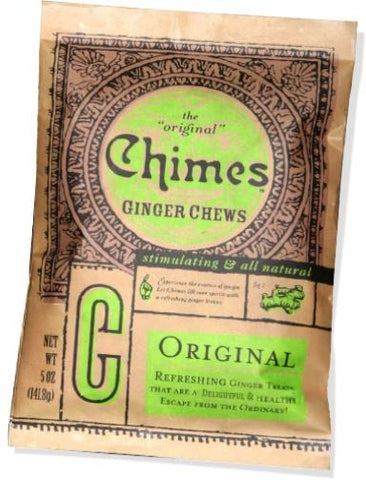 Chimes - Ginger Chews Original 5oz